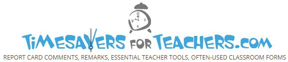 Timesavers For Teachers.com coupon codes