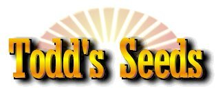 Todd's Seeds coupon codes
