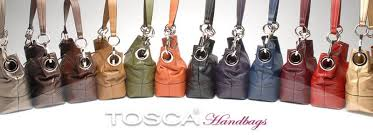 Tosca Handbags coupon codes