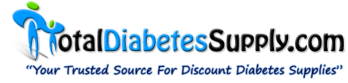 Total Diabetes Supply coupon codes