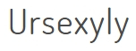 Ursexyly coupon codes