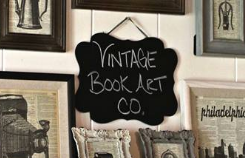 Vintage Book Art Co. coupon codes