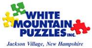 White Mountain Puzzles coupon codes