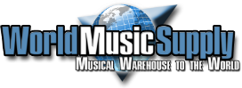 World Music Supply coupon codes
