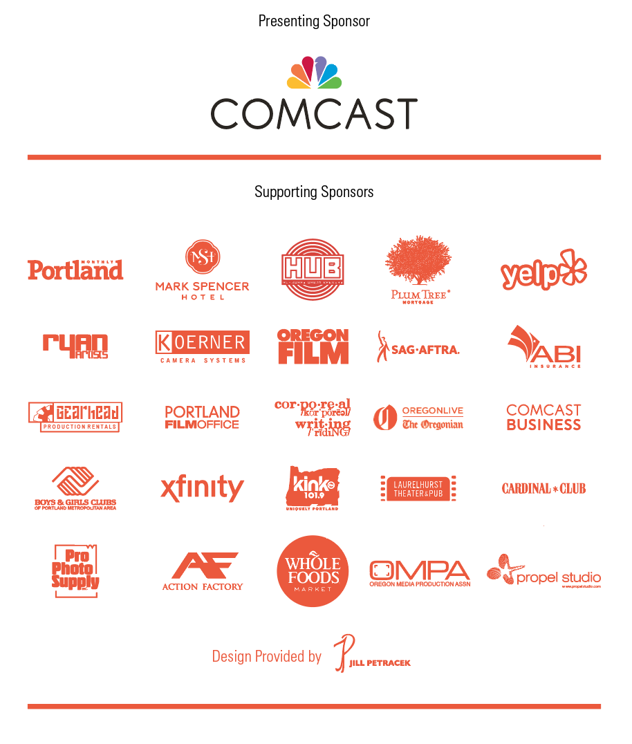 Sponsors of the 2016 Portland Film Festival