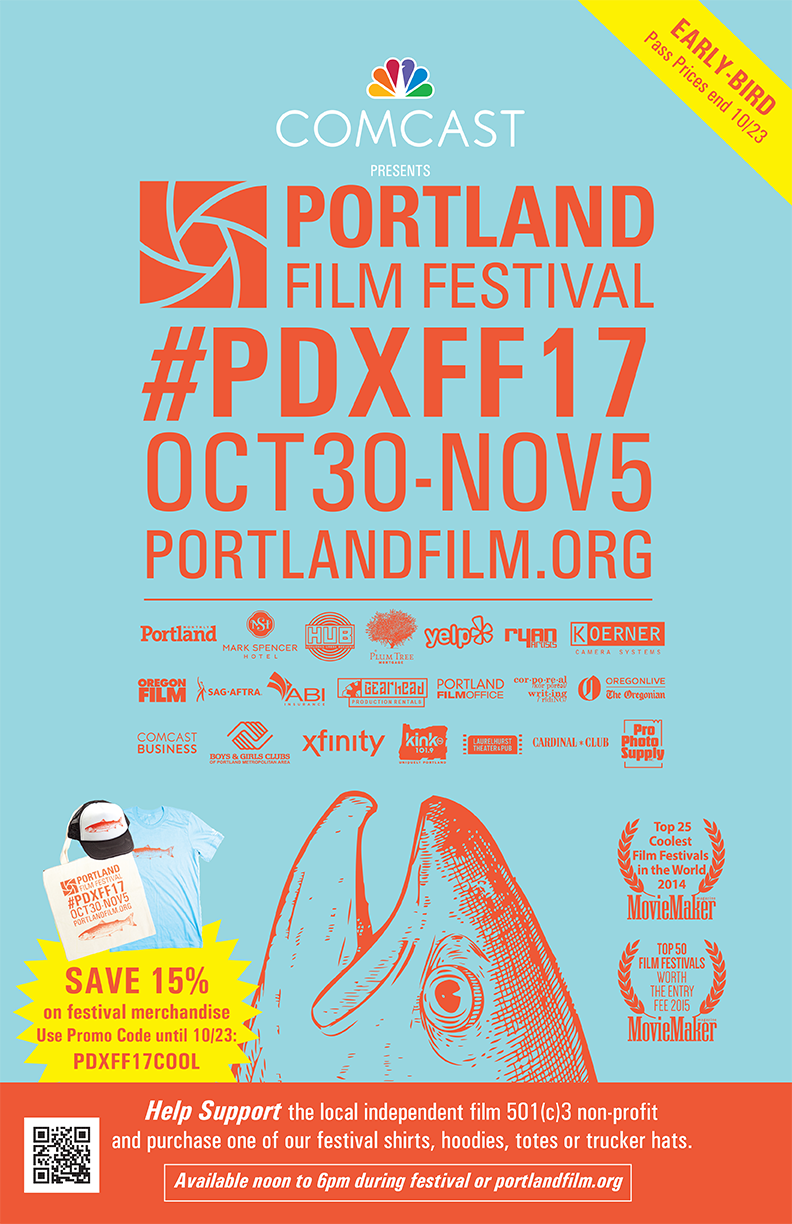 Comcast presents 2017 Portland Film Festival