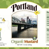 Mustard Label Hawthorne Bridge