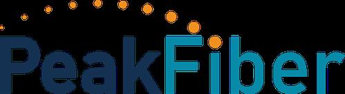 Peakfiber logo small