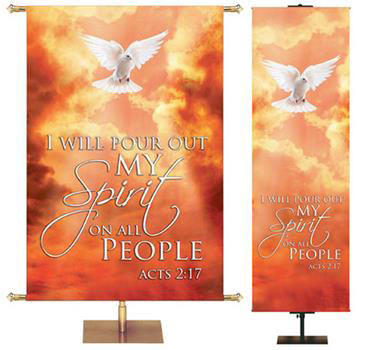 Pentecost Banners