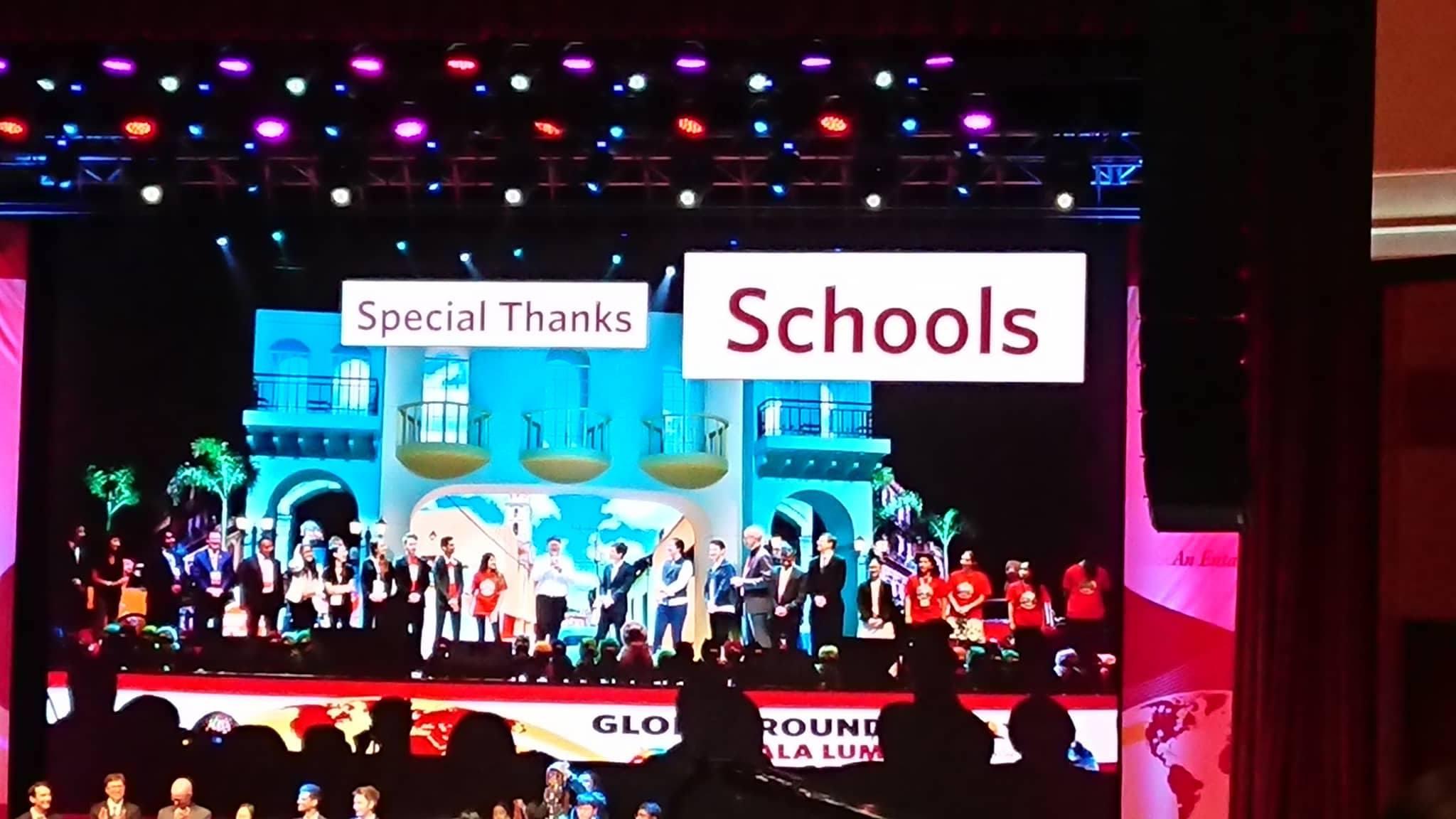 World Scholars' Cup - Global Round, Kuala Lumpur Malaysia