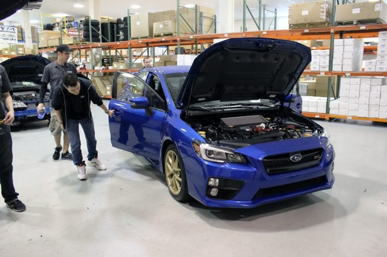 2015 WRX and STI Exposed | PERRIN Performance