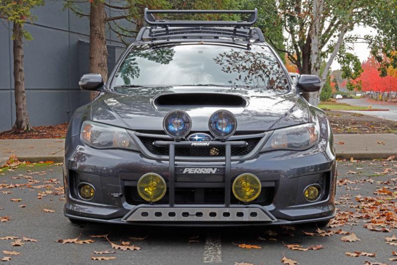 2008-2014 WRX/STI Front