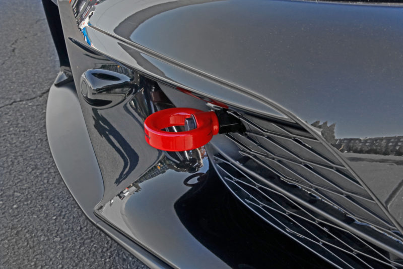 Front Tow Hook