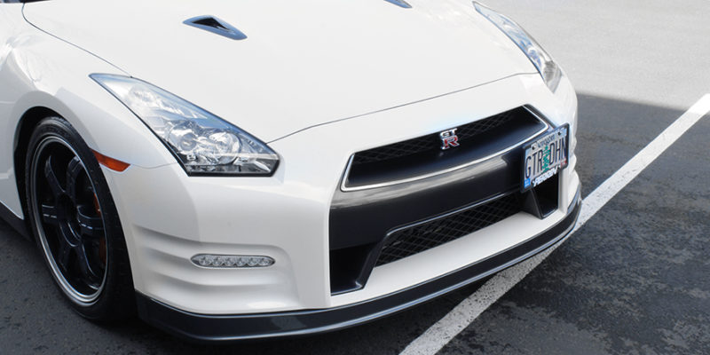 Install on 2013 Nissan GT-R
