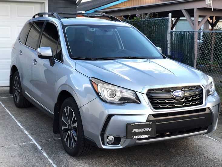 Install on 2018 Forester
