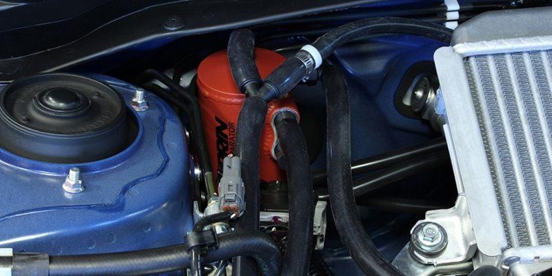 Install on 2008 STI