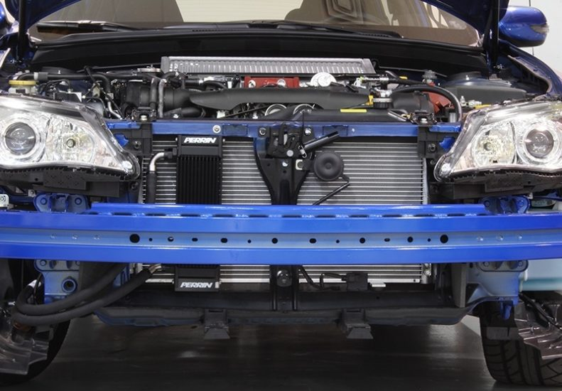 Installation on 2014 STI