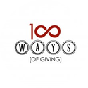 100 Ways of Giving