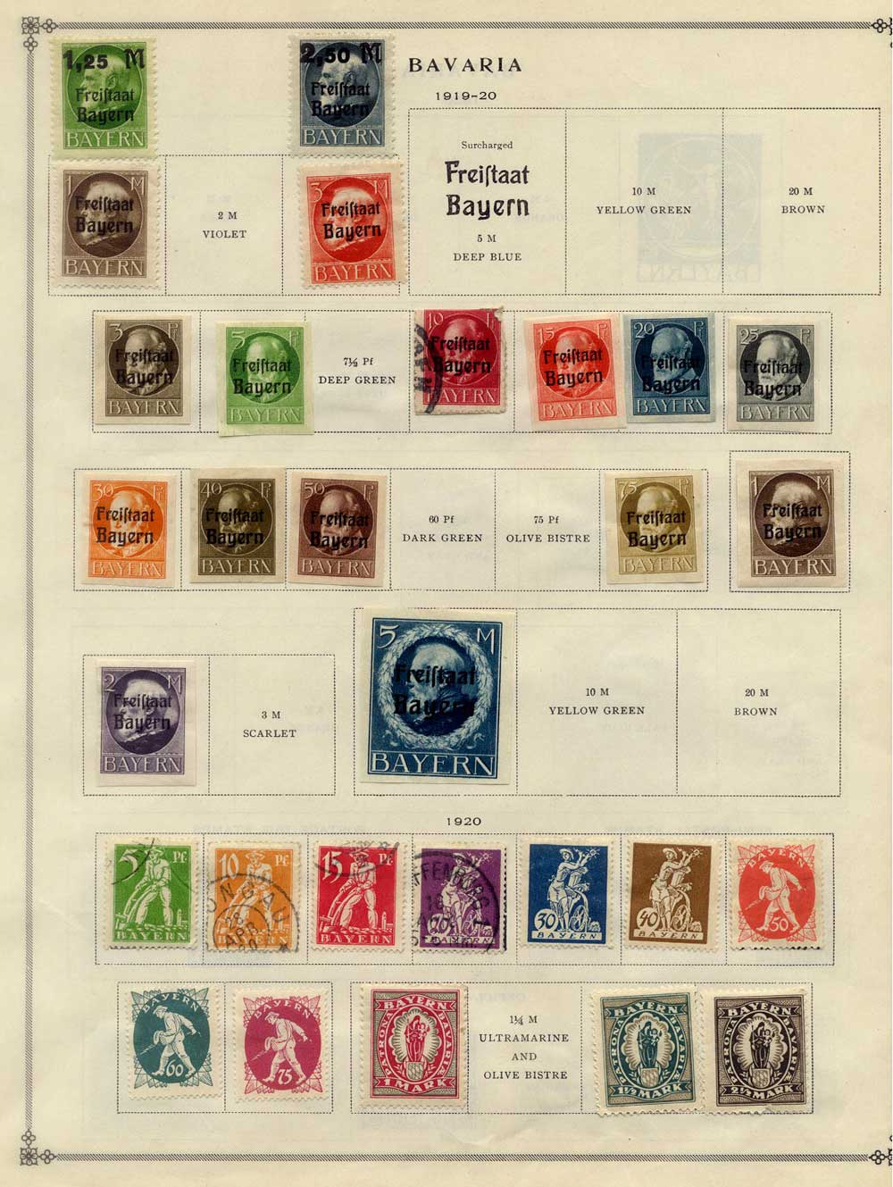 The Thrill of the Chase - Philatelic Database
