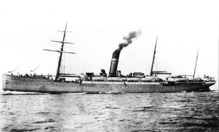 南非到英国海洋邮件服务(1876-1934)