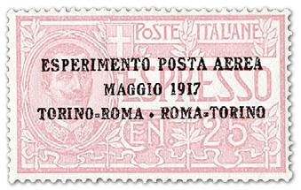航空公司及其邮票(1921年)