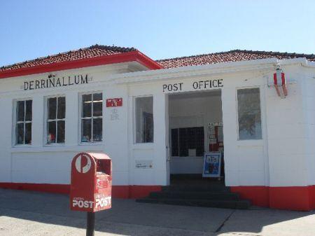 澳大利亚的邮局:维多利亚州德里宁铝3325