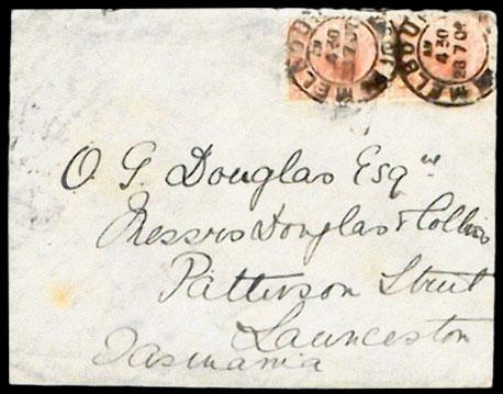 在塔斯马尼亚人中:1907年封面的故事