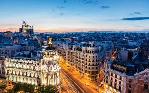Madrid corso di lingua