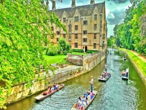Estate INPSIEME 2019: destinazione Cambridge per studiare in Inghilterra grazie al bando inps e al tour operator Phoenix