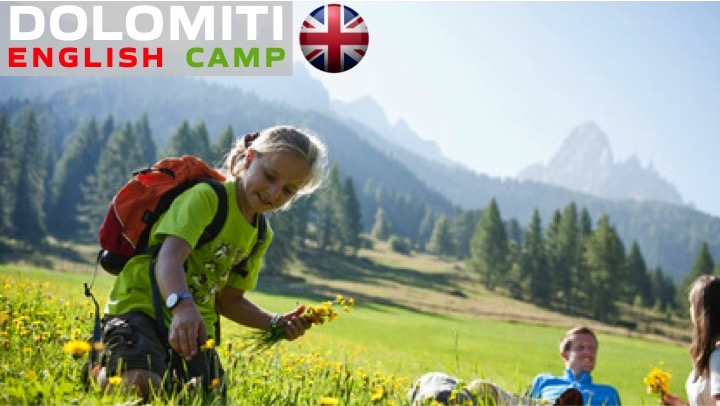 English Camp - Dolomiti