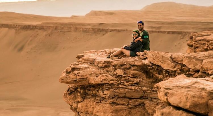 Pedra do Coyote Atacama