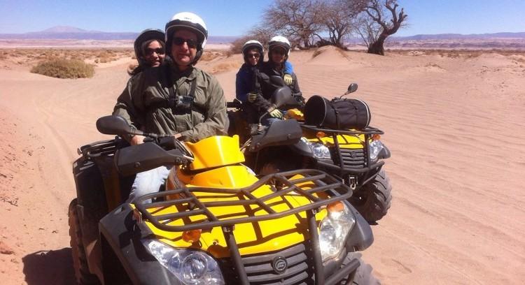 Aventura en el desierto de Atacama