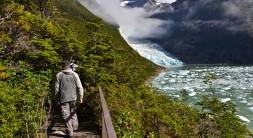 Balmaceda and Serrano Glaciers Navigation