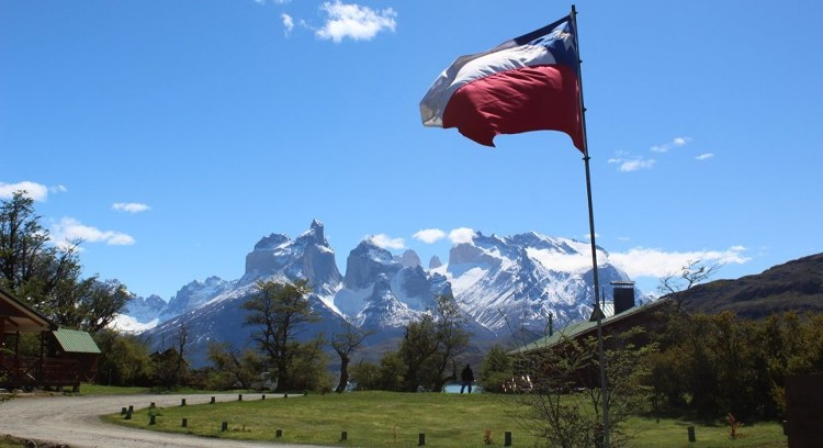 Camping Pehoe Torres del Paine