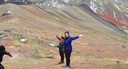 Trekking Montaña Arcoíris Palcoyo