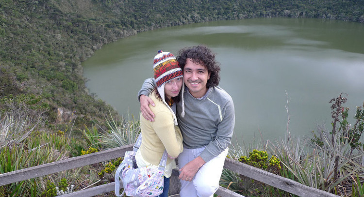 Passeio à Lagoa Guatavita de Bogotá
