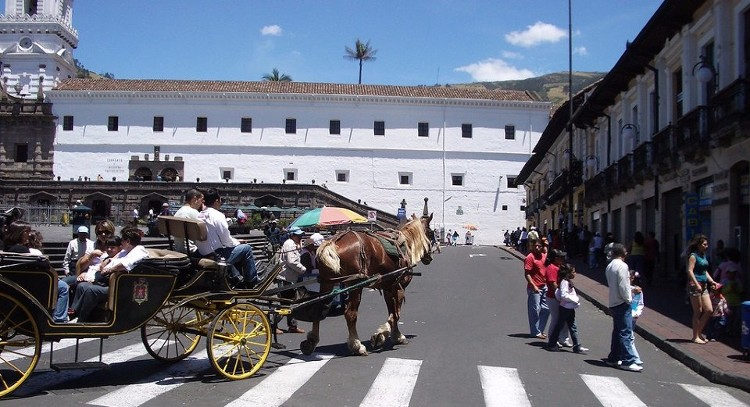 City Tour Quito