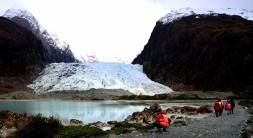 Navegación Glaciar Bernal