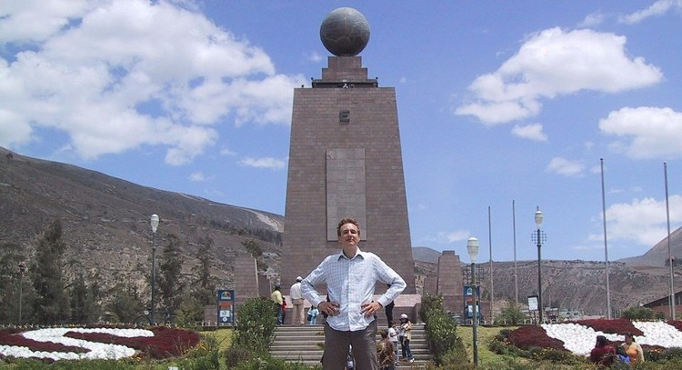 Line of the Equator