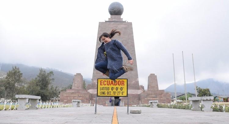 City Tour & Line of the Equator