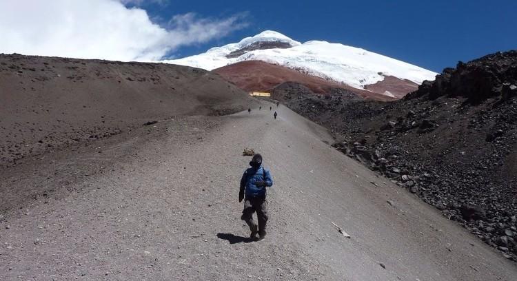 Paisagem Andina no Equador