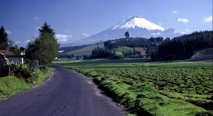 Vulcão Cotopaxi