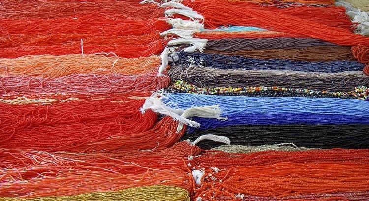 Artesanía en Otavalo