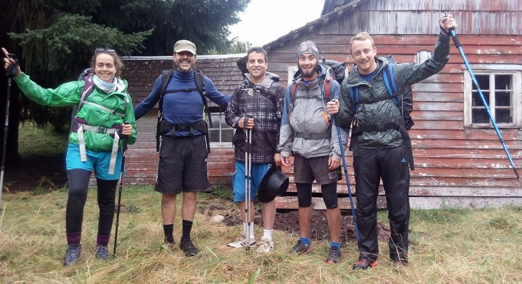 Trekking Valle El Callao
