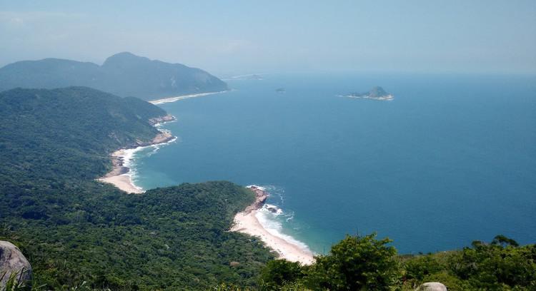 Costa brasileña