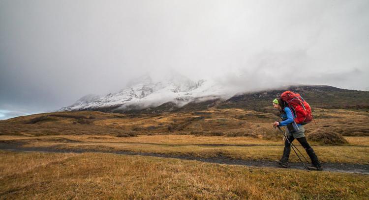 Trekking en Patagonia chilena