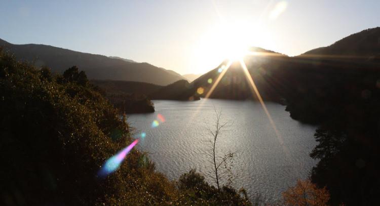 Landscape in Biobío Region