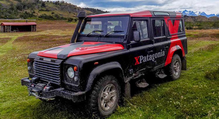 4x4 en estancia patagonica