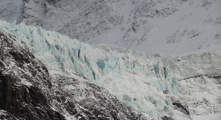 Glaciar Francés