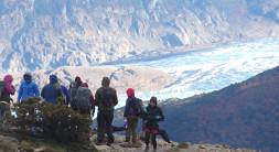 Trekking Mirador Glaciar Grey